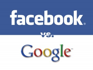 Social Media Trends - Facebook Vs Google