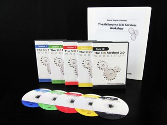 SEO Method 2.0 Workshop DVDs