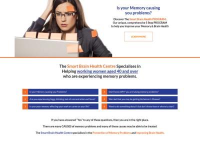 Smart Brain Health Centre by Melbourne SEO Services