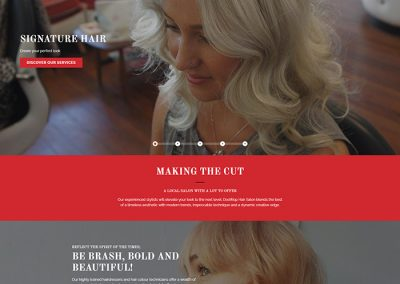 Doo Wop Hair Fremantle by Melbourne SEO Services