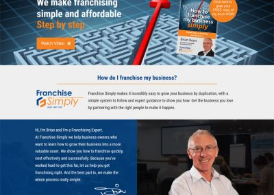 Franchise Simply by Melbourne SEO Services