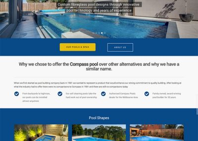 Compass Pools Melbourne by Melbourne SEO Services