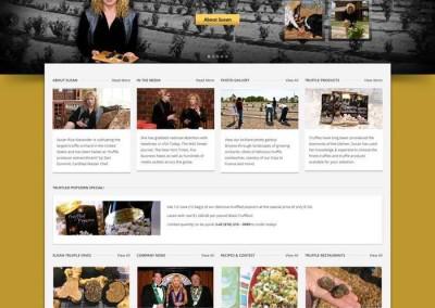 Susan Alexander Truffles by Melbourne SEO Services