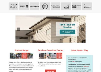 The Wall Store by Melbourne SEO Services