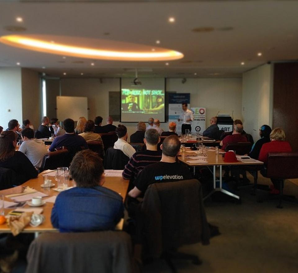I talked about the Authority Content at the WP Consultant Workshop