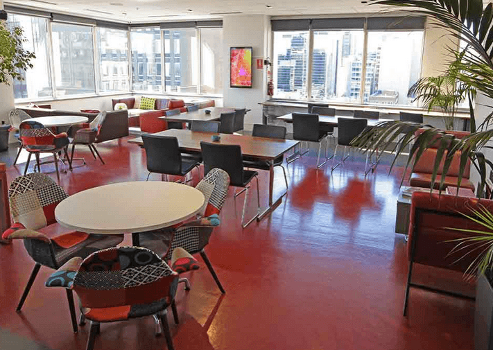 The Cluster is a professional co-working space in Melbourne.