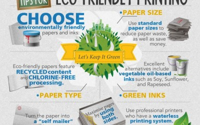 Easy Tips for Eco-Friendly Printing
