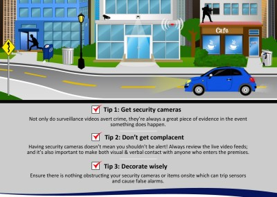 Melbourneseoservices.com Infographics - Top Tips to Protect Your Business From Crime