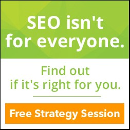 SEO isn't for everyone