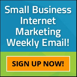 Small Business Internet Marketing Weekly