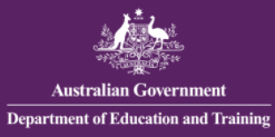 Australian Goverment Department of Education and Training