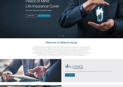 Alliance Group by Melbourne SEO Services