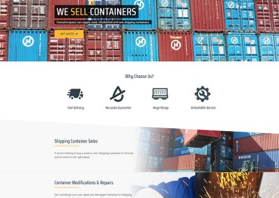 Containerspace by Melbourne SEO Services