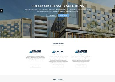 Colair by Melbourne SEO Services