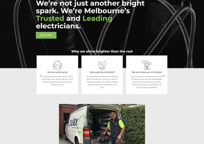 Sulex Electrics by Melbourne SEO Services