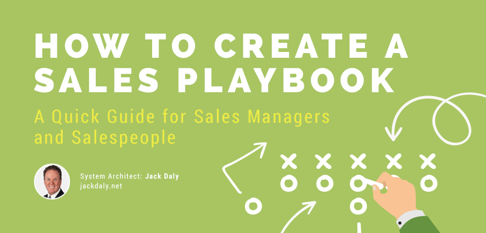 How to Create a Sales Playbook