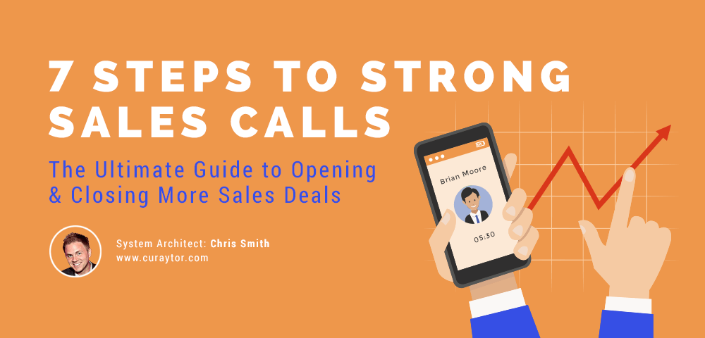 7 Steps to Strong Sales Calls