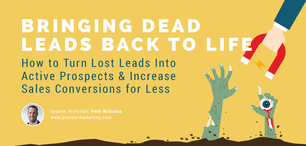 bringing dead leads back to life