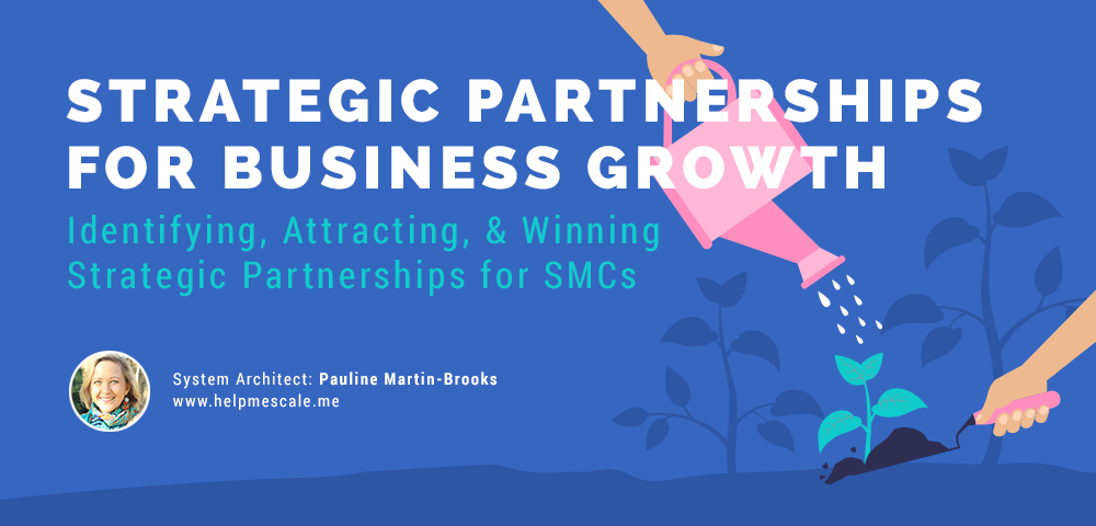 strategic partnerships for business growth